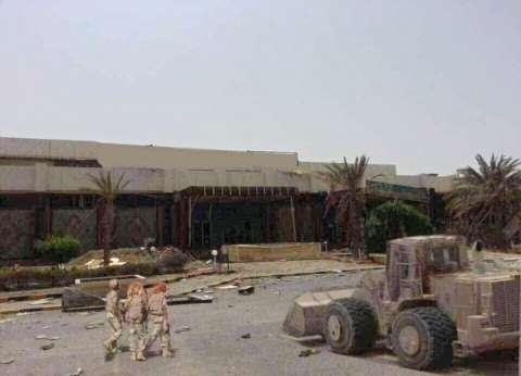 سفير السعودية باليمن: استعادة مطار الحديدة جرت بعملية عسكرية محترفة