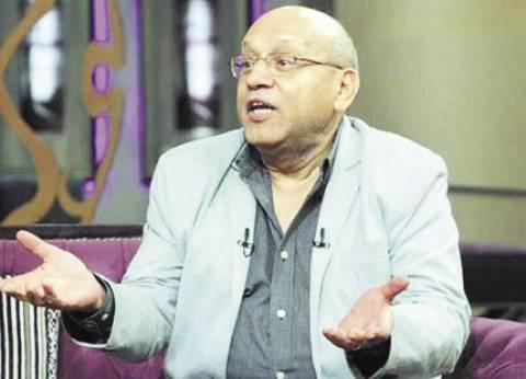 """سمير سيف: أهلي رفضوا دخولي معهد السينما """"عشان اللي شغال في الفن عاطل"""""""