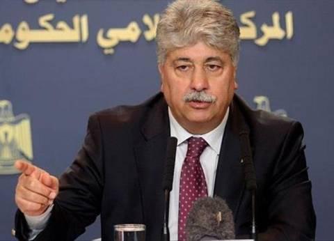 """""""التحرير الفلسطينية"""": الوفد المصري يستكمل مهامه لبحث المصالحة"""