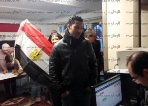فتح لجنتين بالإسماعيلية بعد تأخرهم ساعتين لعدم وصول صناديق الاقتراع