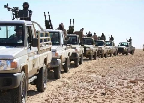 الجيش الليبي يتهم حكومة الوفاق بخرق هدنة عيد الأضحى