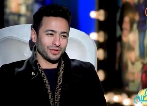 حمادة هلال يواصل نجاحاته بأغنية