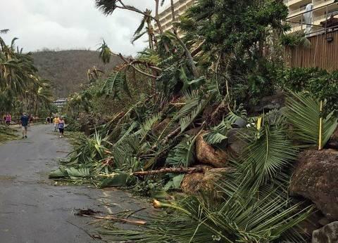"""إجلاء الآلاف بسبب """"نيسات"""" في تايوان.. وتحذير من الإعصار """"هايتانج"""""""