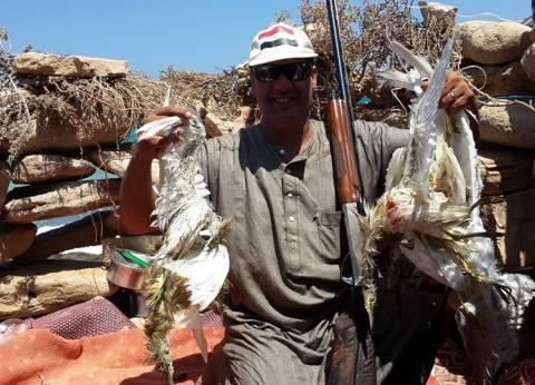البيئة تسمح بصيد السمان بسواحل شمال سيناء.. 11 شرطا وعقوبات للمخالفين