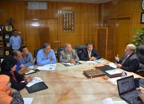 «الهيئة الهندسية» تضع التصور النهائي لتطوير شوارع الإسماعيلية