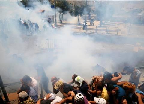 """إصابة 363 فلسطينيا برصاص الاحتلال في جمعة """"حرق علم إسرائيل"""""""