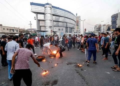 عاجل| إعلان حظر التجول في مدينة البصرة العراقية وسط احتجاجات عنيفة