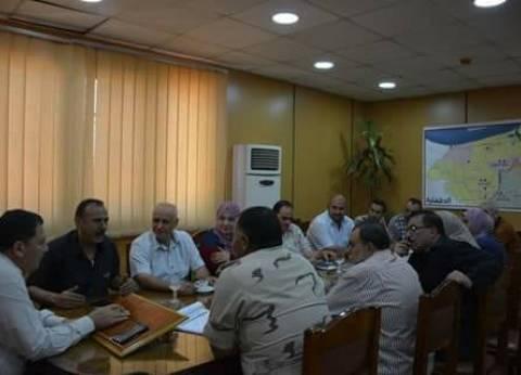 تنفيذ ورشة لإدارة الأزمات والكوارث برئاسة سكرتير عام محافظة دمياط