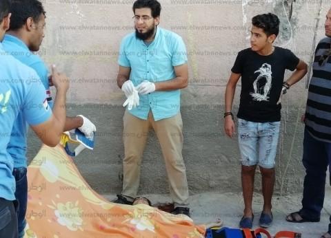 سقوط فتاة من الطابق الثالث بحي الزهراء بمدينة طور سيناء