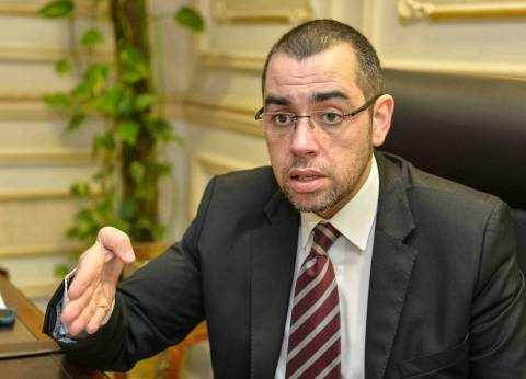 فؤاد يهنئ أبو شقة برئاسة حزب الوفد