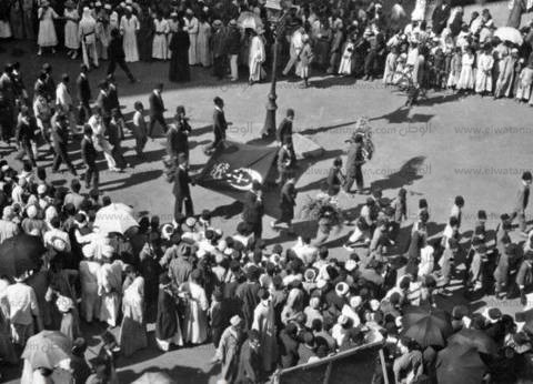 الأقباط  والدولة المصرية: قاوموا الاحتلال البريطانى وساندوا ثورتى أحمد عرابى وسعد زغلول