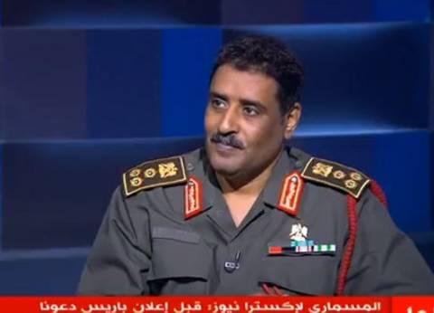 المسماري: القبض على عشماوي جرى بخطط مدروسة قبل التدخل العسكري لإحضاره