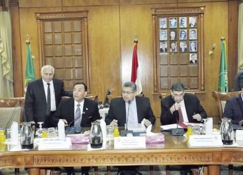 «الشيحى»: لجنة لإعداد قانون «التعليم العالى».. واجتماعات لمناقشته