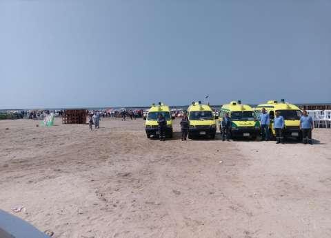 وزير الصحة: الدفع بـ1646 سيارة إسعاف بالمحافظات لمواجهة الطقس السيئ