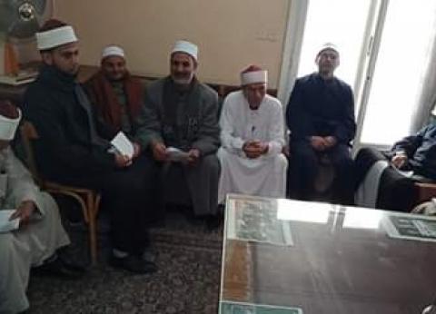 """وكيل """"أوقاف دمياط"""" يأمر بحصر شامل للمساجد الحكومية والأهلية"""