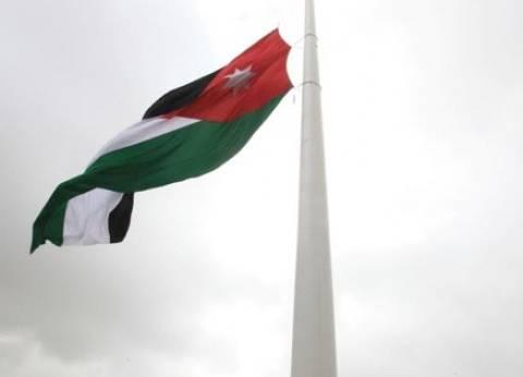"""الديوان الملكي الأردني ينكس علم السارية حدادا على """"شهداء الواحات"""""""