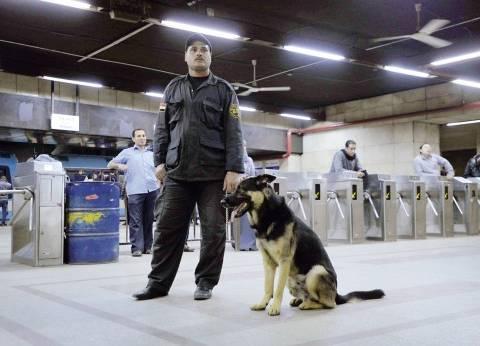 """""""النقل"""": المترو يعمل بكامل طاقته على الخطوط الثلاثة في عيد الثورة والشرطة"""