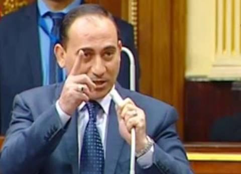 النائب زين الدين: مليون نعم للرئيس السيسي حبيب الملايين