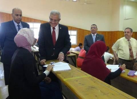 نتائج جامعة المنيا أول يوليو.. وامتحانات التعليم المفتوح السبت