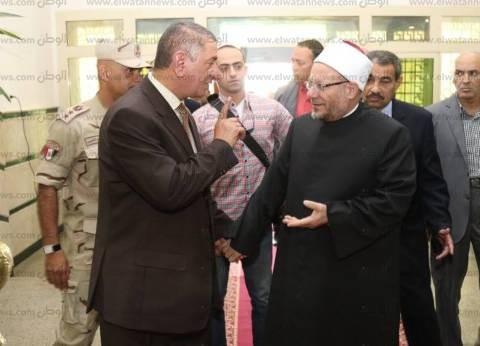 وزير الأوقاف: مصر تستعيد مكانتها الدولية وامتداد الإنجازات لـ4 سنوات