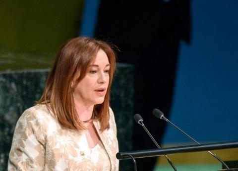 """ماريا إسبينوزا.. """"امرأة الإكوادور الحديدية"""" تترأس عمومية الأمم المتحدة"""