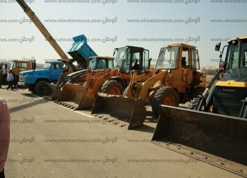 تشكيل غرفة عمليات وطوارئ بديوان عام محافظة شمال سيناء لمواجهة الأمطار