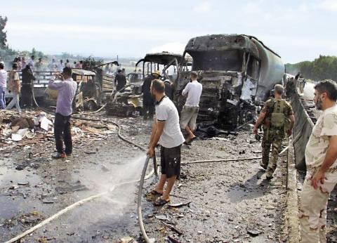 كتاب سوريون: ندين سياسة الولايات المتحدة وروسيا تجاه شأننا السوري