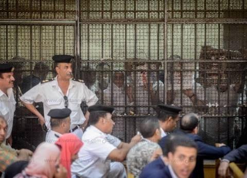 """تأجيل محاكمة متهم بـ""""أحداث عنف الدقي"""" لـ4 سبتمبر"""