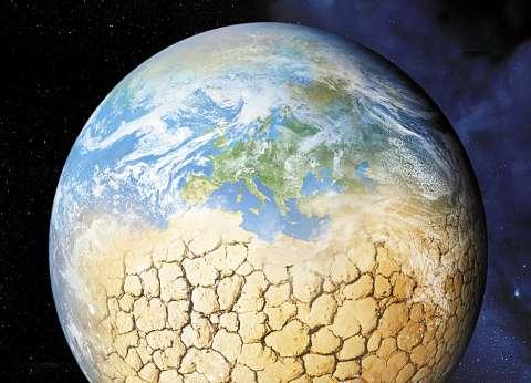 التغير المناخى القاتل الصامت