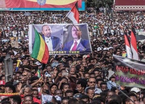 """زعماء الأديان في إثيوبيا يزورون مصابي انفجار """"أديس أبابا"""""""