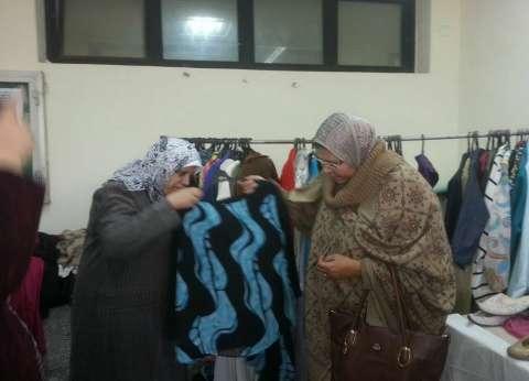 معرض خيري لملابس العيد للأيتام والأرامل في مطروح
