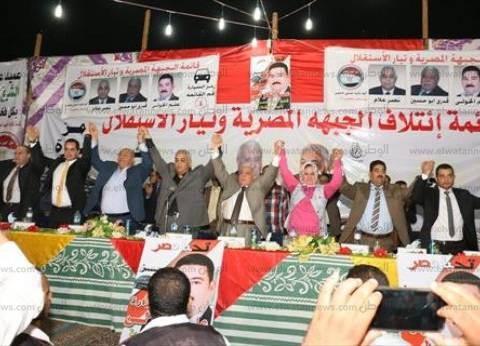 """قيادي بـ""""الجبهة المصرية"""": نتوقع خوض الإعادة بالصعيد.. و""""في حب مصر"""" مكتسحة بغرب الدلتا"""