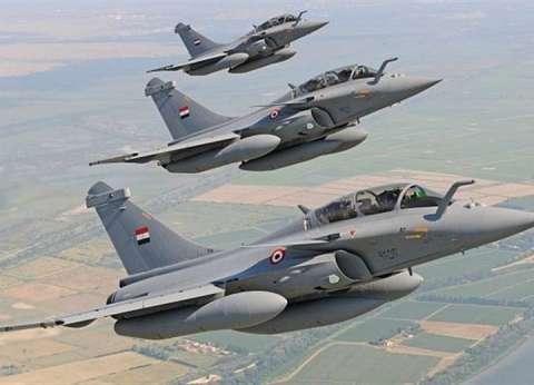 عاجل| البيان الثالث للقوات المسلحة: قصف مخازن أسلحة الإرهابيين بسيناء