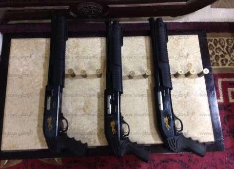 حبس حداد بتهمة تصنيع الأسلحة النارية في المطرية
