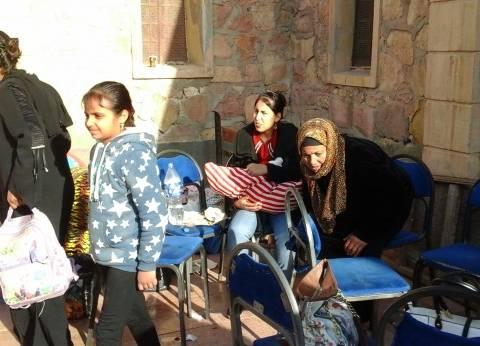 وكيل مطرانية شمال سيناء لـ«الوطن»: نعيش حرباً حقيقية.. والإرهابيون يستهدفون الأقباط لإحراج الدولة