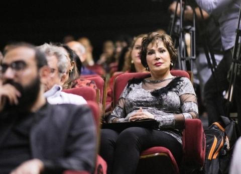 لبلبة وتامر محسن في افتتاح الدورة الـ11 لبانوراما الفيلم الأوربي
