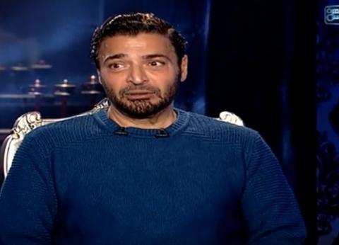 """حميد الشاعري و""""أبو"""" يقدمان العزاء في الفنان الراحل عزت أبو عوف"""