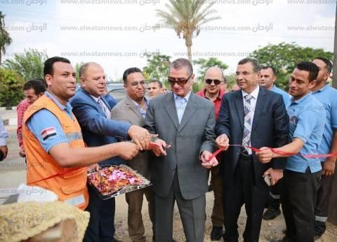 افتتاح وحدة إسعاف البحوث في كفر الشيخ بتكلفة 600 ألف جنيه