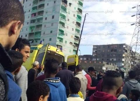 بسبب الرياح.. مصرع شاب وإصابة اثنين في سقوط جزء من سور عمارة ببورسعيد