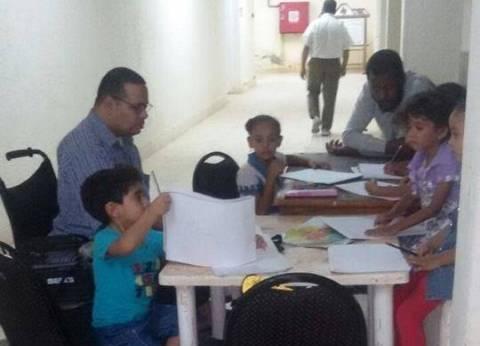 """""""ثقافة برج العرب"""" تنظم ورشة فنية للأطفال بمناسبة عيد الأضحى"""