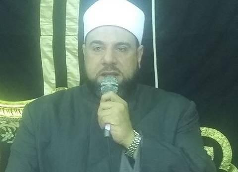 """""""أوقاف الإسكندرية"""" تنقل إماما لبرج العرب لمخالفته نظام العمل"""