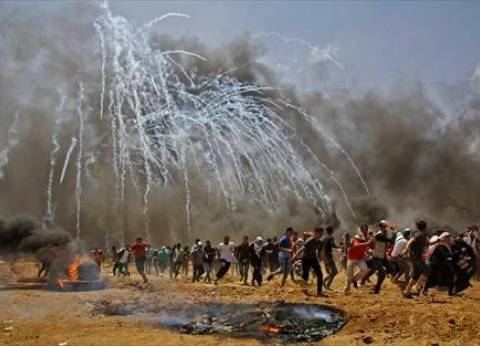 عاجل| استشهاد طفل فلسطيني في شرق خان يونس بغزة