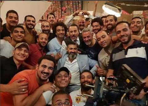 """ياسر جلال ينتهي من """"رحيم"""" بعد 5 أشهر تصوير"""
