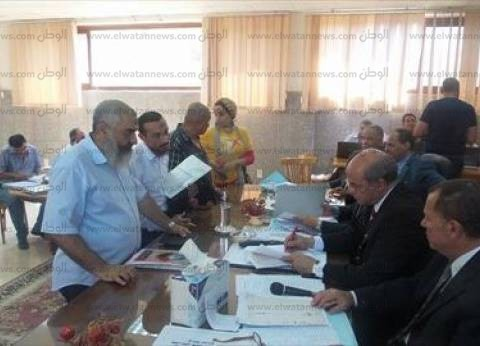 إقبال ضعيف على تقديم أوراق الترشح للانتخابات البرلمانية في الإسكندرية