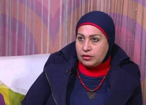 سامية زين العابدين: سأقوم بتأسيس مؤسسة لرعاية أسر شهداء الجيش والشرطة