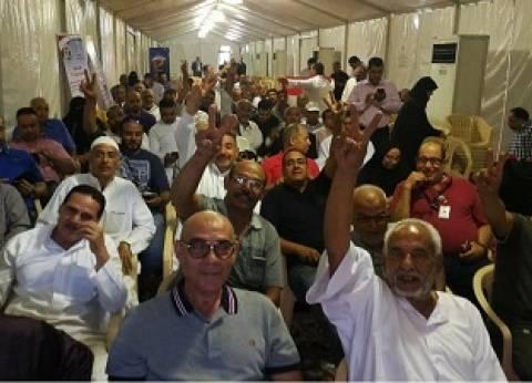 حملات «السيسى»: مشاركة واسعة فى جميع العواصم