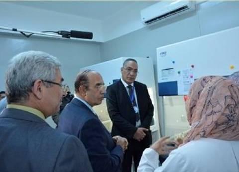 """""""جامعة أسيوط"""" تدعو لدعم معهد جنوب مصر للأورام"""