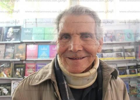 الشاعر محمد الشهاوي: أشارك في معارض الكتب لتشجيع الشباب