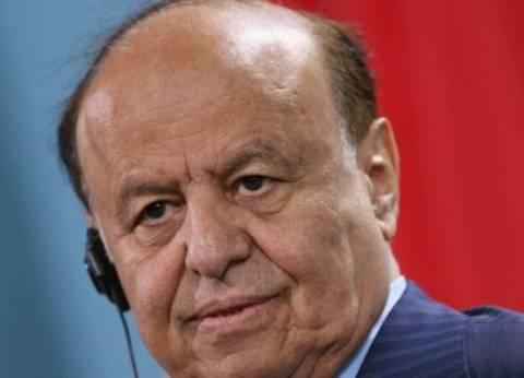 السفير اليمني في القاهرة يهنئ سامح شكري بذكرى ثورة 30 يونيو