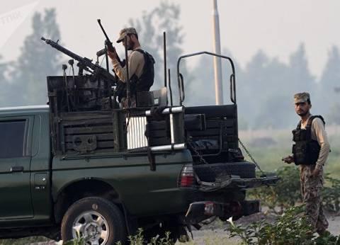 مقتل 4 عناصر من قوة شبه عسكرية في جنوب غرب باكستان